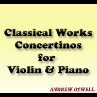 Concertinos for Violin and Piano