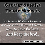 GUITAR SOLOIST TOOLS & SECRETS