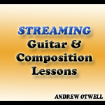 STREAMING GUITAR LESSONS